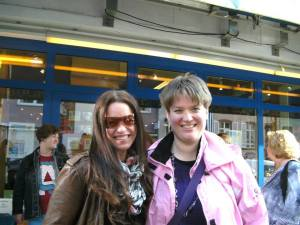 Verena und Katja